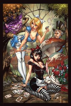 Alice in Wonderland - ...