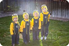 Despicable Me  Minions  Costumes Twinkle Photography Minion Costumes  Halloween