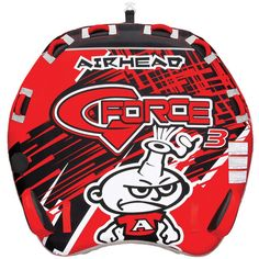 AIRHEAD G-Force 3 is now available at Outdoorsman USA! Check it out here. http://outdoorsman-usa.myshopify.com/products/airhead-g-force-3