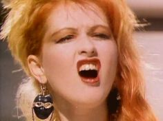 "Cyndi Lauper - ""Girls Just Want To Have Fun"" - 20 Of The Most Epic Karaoke Tunes For Women EVER"