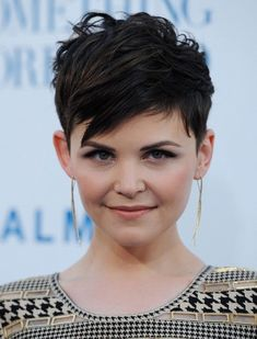 Pixie Haircut For Round Face by Seeing