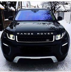 """Gefällt 401 Mal, 2 Kommentare - Admin➡ @lorenzobaire (@evoqueofficial) auf Instagram: """"❄️❄️ #evoque #black . . . . . . #rr #rangerover #rrevoque #evoquelovers #rangeroverevoque…"""""""