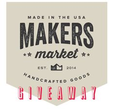 meet the makers market | a $500 giveaway / sfgirlbybay