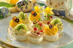 Dekoracja jajek