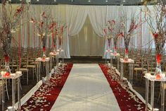 aisle decorations for weddings | area Wedding Flowers Decorations Chicago Wedding Flowers Decorations ...