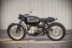 BMW R80ST:: Cafe Racer Dreams. | 8negro