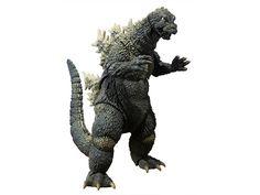 S.H. MonsterArts - Godzilla 1964 (Emergence of Godzilla) - Godzilla Figures