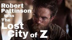 Robert Pattinson interviewed by Simon Mayo