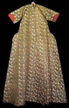 Ottoman Clothing And Garments, Caftan, Selim II
