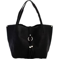 RAMSEY Carry All Tote Bag (Black)