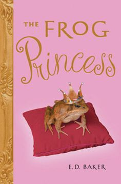 The Frog Princess-Princess Emeralda a.ka. Emma isn't exactly an ideal princess. Her laugh is more like a donkey's bray than tinkling bells, she trips over her own feet and she does not like Prince Jorge, whom her mother hopes she will marry. But if Emma ever thought to escape her troubles, she never expected it to happen by turning into a frog!