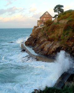 Dinard by bretonne, via Flickr