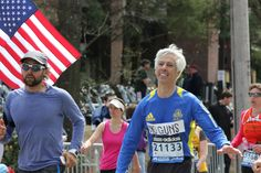 Can He Make It 50? Boston Marathon Streaker Goes For One More Finish He started when he was barely legal and now Ben Beach is prepared to cross the finish for the 50th consecutive time