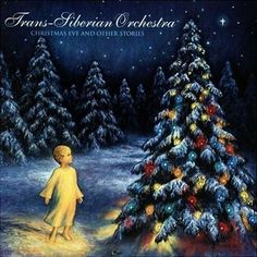 Christmas Eve & Other Stories by TRANS-SIBERIAN ORCHESTRA.  It's not just for Christmas....I listen to it year round.