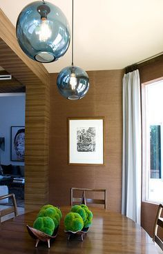 How to Use Modern Floor L&s in Your Dining Room Lighting Design & Poolehaus Residential Design with Niche Modern Encalmo-Stamen ... azcodes.com