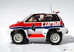 Tamiya Honda City Turbo WR-02C