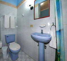 baño hab 2 - Hostal Rigo - Trinidad