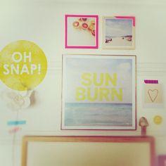 Sunny wall