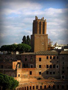 Torre delle Milizie, Rome, Italy Copyright: Romano Lattanzi