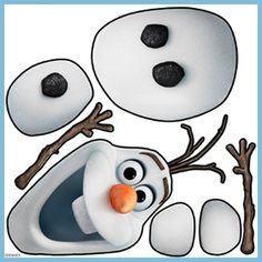 Olaf from Frozen