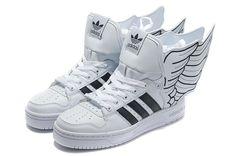 Adidas Jeremy Scott Wings 2.0 - White Black