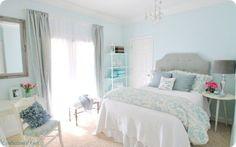 Remodelaholic   30+ Bedrooms for Teen Girls