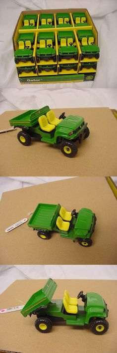 Diecast Toy Vehicles 51023: 24 Count Case John Deere Hpx Gator Diecast Ertl Tomy New Wholesale Display -> BUY IT NOW ONLY: $49.99 on eBay!