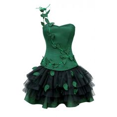 Green Fancy Dress Costume Great for woodland creature