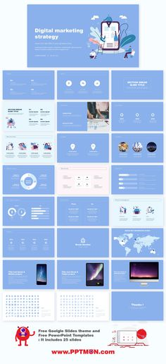 Free Google Slides theme and PowerPoint Template for Digital marketing strategy Presentation  #FREEPPTTEMPLATE, #PPTDESIGN, #POWERPOINTDESIGN, #PPTTEMPLATEDOWNLOAD, #POWERPOINTTEMPLATE, #GOOGLESLIDES, #GOOGLESLIDESTHEME, #GOOGLEPRESENTATION, #PRESENTATIONDESIGN, #FREEPOWERPOINTTEMPLATES  Free PPT template, PPT Design, Powerpoint design, PPT Template download, Powerpoint templates, Google slides, Google slides theme, Google presentation, Free powerpoint background, Presentation design Powerpoint Design Templates, Presentation Templates, Powerpoint Template Free, Ppt Design, Presentation Design, Digital Marketing Strategy, Google, Behance, Behavior
