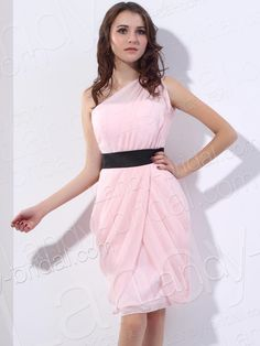 light pink one shoulder dress | Luxury Hotels In Mount Abu