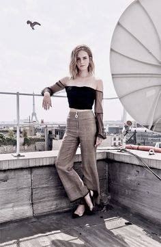 Emma Watson - The Circle Paris Press Tour