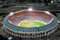 Fulton County Stadium, Atlanta, GA I was there!