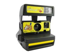 Polaroid The Simpsons