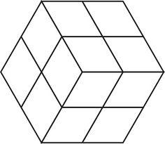 Hillbilly Handiworks: Ahhh 11 (Ruby's Cube)
