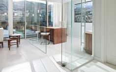 Marketing suite for London Square Fulham