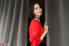 """ถูกใจ 1,590 คน, ความคิดเห็น 4 รายการ - SL 💕 Yoona (@yoona__lim) (@lingshadowz) บน Instagram: """"Interview pic from 东方IC~ #snsd #GirlsGeneration #소녀시대 #yoona #윤아 #林允儿 (haha.. why i always get…"""""""