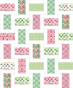 ! Sew we quilt: Guest #11 of our Wantobe Quilters - Jera with Rainy Days Tutorial by Quilting in the Rain