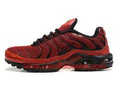 sale retailer 98399 235fb Basket Homme Nike Air Max Plus(TN) Diablo Red 604133-660 Tn Requin