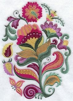 Machine Embroidery Designs at Embroidery Library! - Color Change - A7480