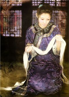 Abraxsis Der Jen ~ Love stories in the Forbidden City | Tutt'Art@ | Pittura * Scultura * Poesia * Musica |