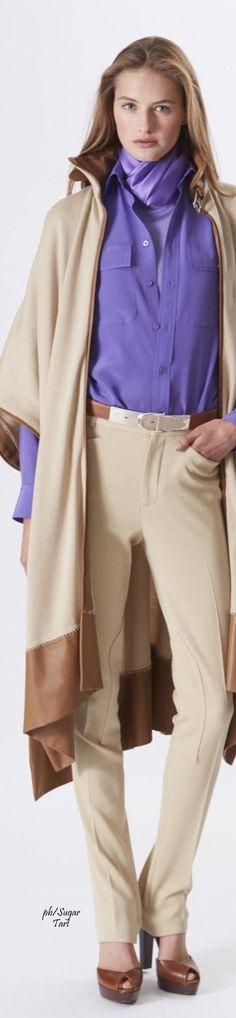 Dress 4 Success ! Beige und Flieder (Farbpassnummer 2 und 24) Kerstin Tomancok Farb-, Typ-, Stil & Imageberatung