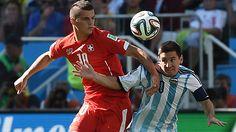 Lio... Argentina 1 Suiza 0 .......... Gol de Di Maria..... en tiempo suplementario..... 1 julio de 2014.. octavos de final..  Estadio Arena Corinthias ... San Pablo.. Brasil.