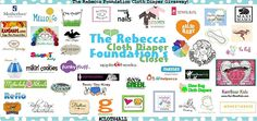 Rebecca Foundation's Cloth Diaper Closet Giveaway #cloth4all - This West Coast Mommy