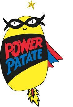 #powerpatate