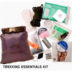 Kit de supervivencia BCB Trekking Essentials Kit. Ahora en descuento.