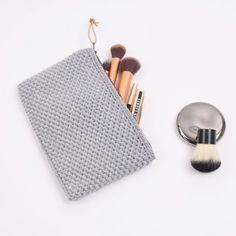 Hæklet kosmetik pung Hobbii Design Hobbii