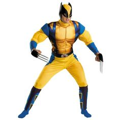 Wolverine Muscle Teen Costume Get up to 15% When you spend $50 at Buy Costume using Coupons and Promo Codes.
