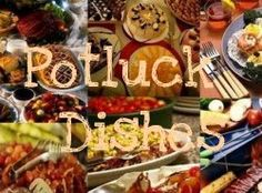 Potluck Recipes!