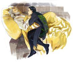 Loki does care about Odin, about Thor, about Frigga. He cares more than they did (well, except for Frigga. Loki Thor, Loki Sad, Loki Laufeyson, Tom Hiddleston Loki, Marvel Art, Marvel Dc Comics, Marvel Avengers, Spiderman, Loki Drawing