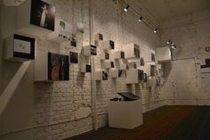 Exhibition installation by Trafik Kör, Budapest   Hungary installation exhibition